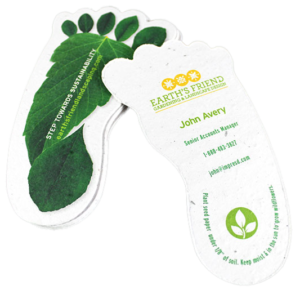 Plantable Business Card