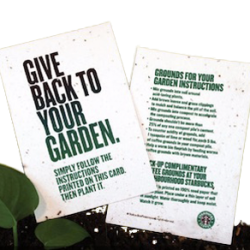 Plantable Flyers & Invitations