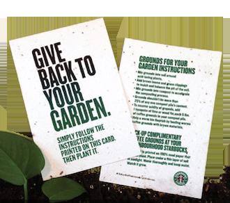 Plantable Flyers & Invitations