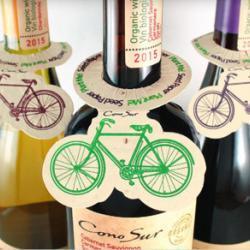 Plantable Wine Bottle Tag