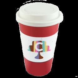 Plantable Coffee Cup Sleeve