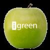 Fruit with Logo