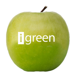 Fruit with Logo