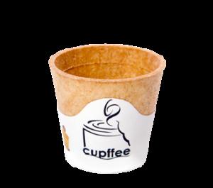 Cupffee Edible coffee cup
