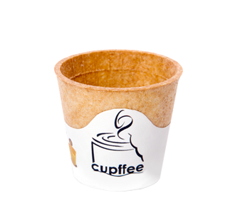 Cupffee Edible coffee cup